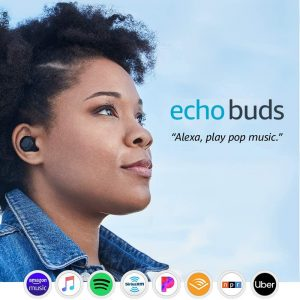 Amazon Echo Buds Best Noise Cancelling Wireless Earbuds