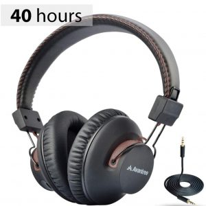 Avantree AS9S Wireless Bluetooth Headphones