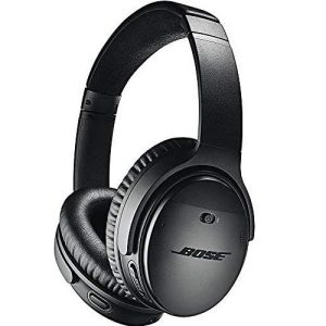 Bose QuietComfort 35 II Wireless Headphones Best Wireless Noise Cancelling Headphones