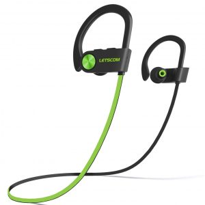 Letscom IPX7 Workout Earphones