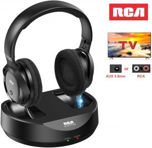 RCA HP3090 Wireless TV Headphones