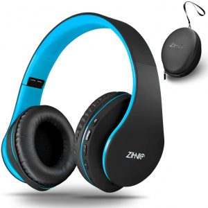 Zihnic Wireless Over-Ear Headset
